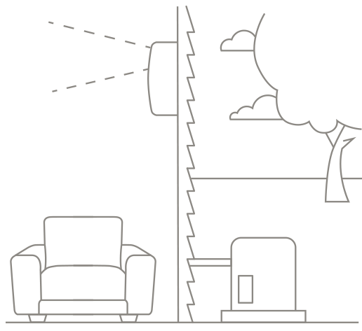 Mini Split AC   Ductless Mini Split Systems   Lennox Residential