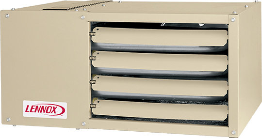 Lf24 Propane Natural Gas Garage Heater Lennox Residential