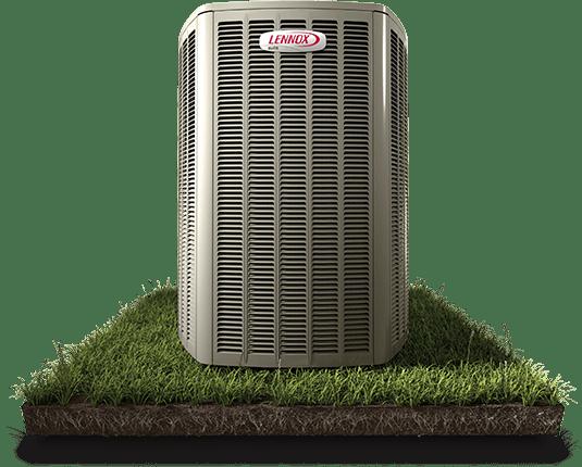 Lennox El16xp1 Heat Pump